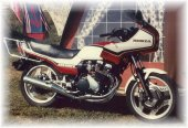 1984 Honda CBX 550 F 2 (reduced effect) photo