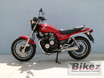 1984 Honda CBX 650 E photo