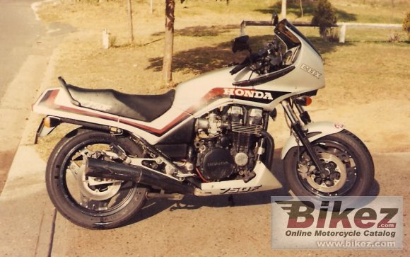 1984 Honda CBX 750 F photo