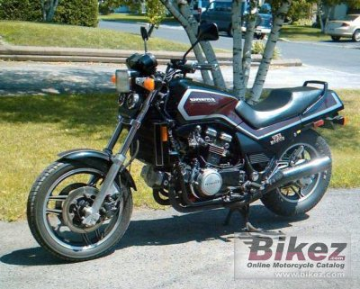 1984 Honda VF 1100 S Sabre V65 photo