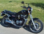 1984 Honda CB 650 SC Nighthawk photo
