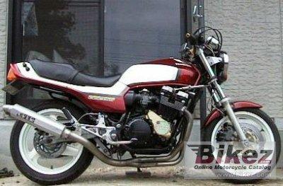 1984 Honda CBX 550 F 2