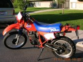 1985 Honda XL 250 R photo