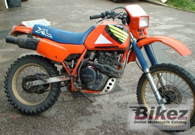 1985 Honda XL 600 R photo