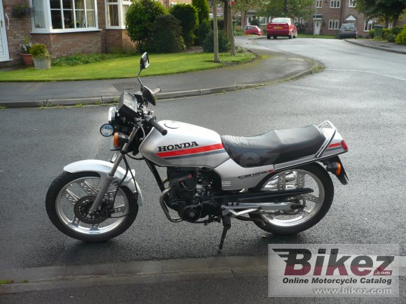 1985 Honda CB 125 T 2 photo
