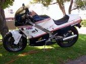 1985 Honda NS 400 R photo