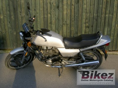 1985 Honda CB 450 N (reduced effect) photo