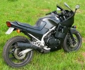 1985 Honda VF 500 F 2 photo