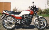 1985 Honda CBX 550 F photo