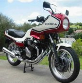 1985 Honda CBX 550 F 2 photo