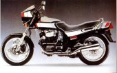 1985 Honda CX 650 E photo