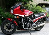 1985 Honda VF 1000 F photo