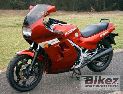 1985 Honda VF 1000 F 2 photo