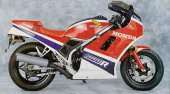 1985 Honda VF 1000 R photo