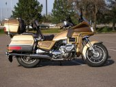 1985 Honda GL 1200 DX Gold Wing