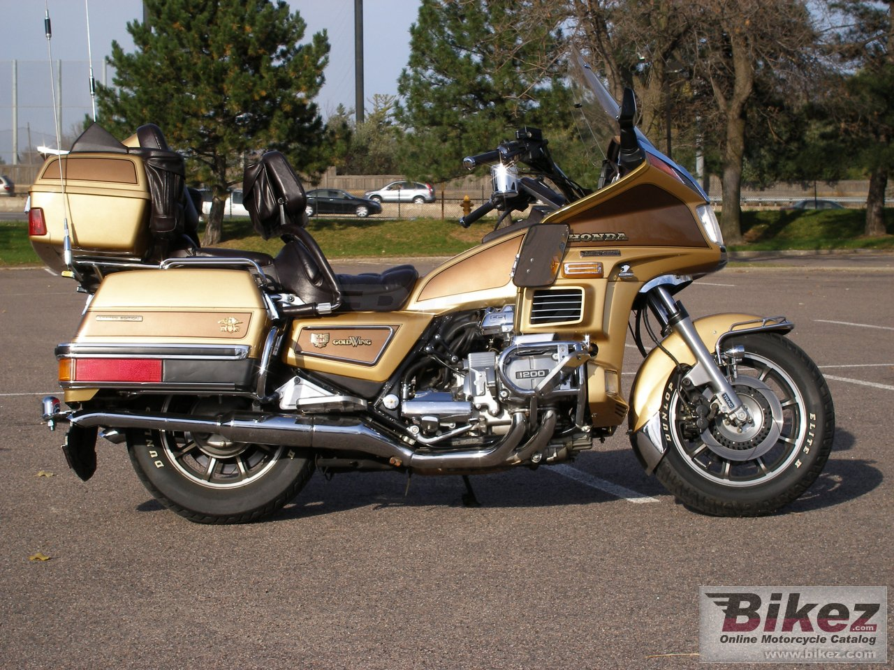 Honda GL 1200 DX Gold Wing