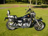 1985 Honda VT 1100 C Shaddow photo