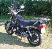 1985 Honda CBX 650 E Nighthawk photo