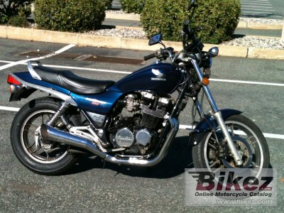 Cb Sc on 1985 Honda Nighthawk 650 Review