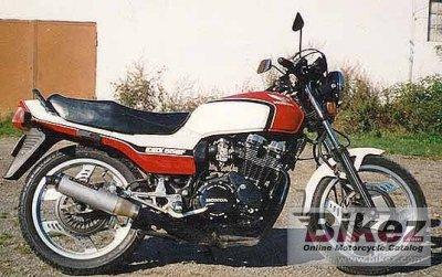 1985 Honda CBX 550 F