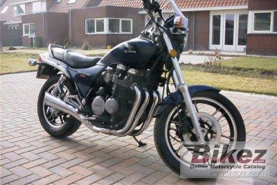 1985 Honda CBX 650 E