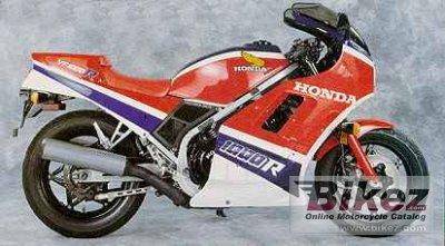 1985 Honda VF 1000 R