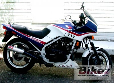 1985 Honda VF 500 F