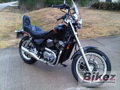 1985 Honda VT 500 C specifications and pictures