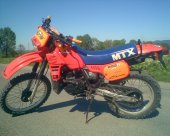 1986 Honda MTX 200 R photo