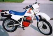1986 Honda XL 250 R photo