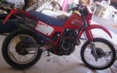 1986 Honda XL 350 R photo
