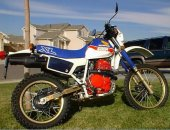 1986 Honda XL 600 R photo
