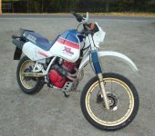 1986 Honda XL 600 LM photo