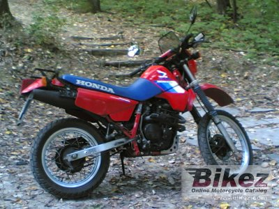 1986 Honda XL 600 RM photo