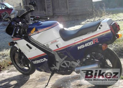 1986 Honda NS 400 R photo