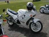 1986 Honda VFR 750 F (reduced effect) photo