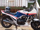 1986 Honda VF 1000 F photo