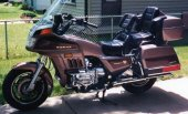 1986 Honda GL 1200 DX Gold Wing photo