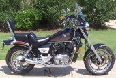 1986 Honda VT 1100 C Shaddow photo