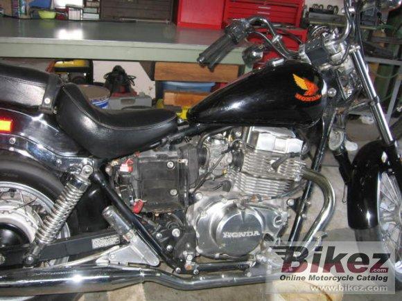 1986 honda cmx 450 rebel jax 1986 honda cmx 450