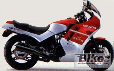 1986 Honda CBX 750 Bold´or