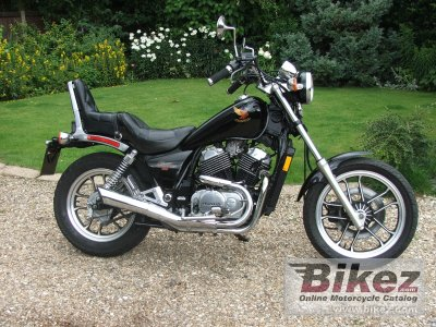 1986 honda vt 500 c specifications and pictures. Black Bedroom Furniture Sets. Home Design Ideas