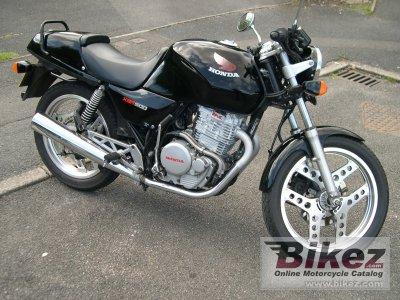 1986 Honda XBR 500