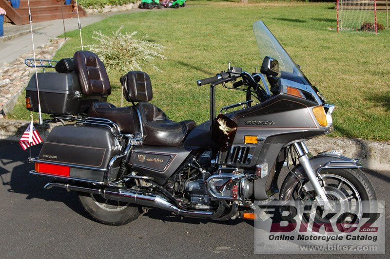 n  - Sweden gl 1200 dx gold wing