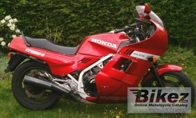 1987 Honda VF 1000 F 2 photo