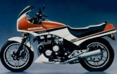 1987 Honda CBX 750 F photo