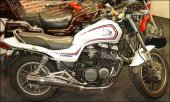 1987 Honda CBX 650 E photo