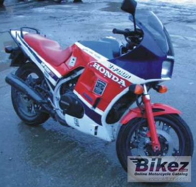 1987 Honda VF 500 F 2 photo