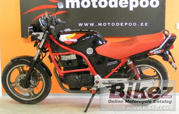 motodepoo.ee cb 450 s (reduced effect)