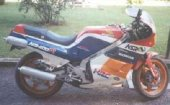 1987 Honda NS 400 R photo